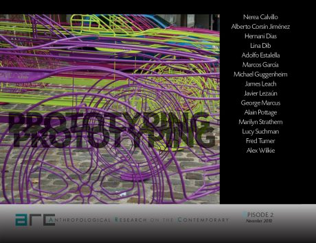 Prototyping Prototyping: a pre-conference publication
