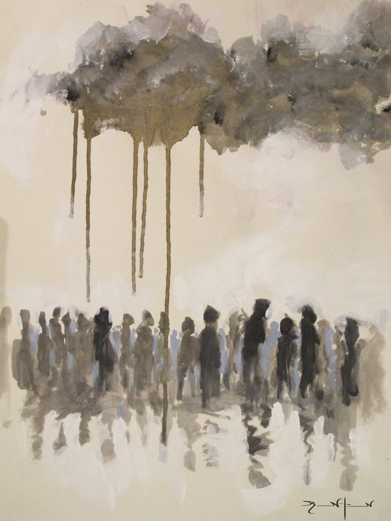 Preface: Crowds and Clouds