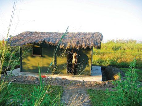 Experimental Hut