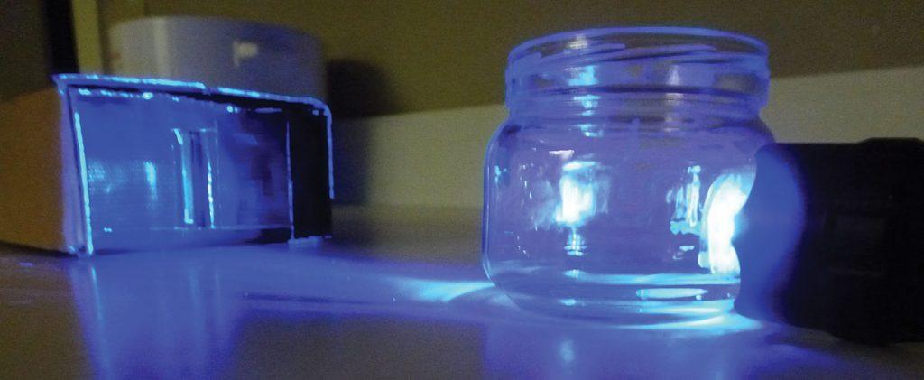 DIY specrtrometer