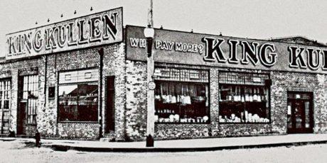 King Kullen store, 1930s.