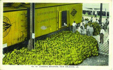 Loading Bananas