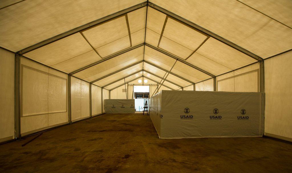Ebola, Running Ahead 2