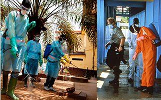Ebola, 1995/2014 1