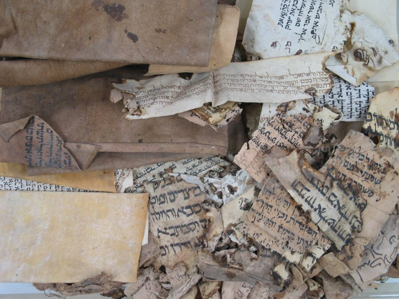 A Hoard of Hebrew MSS 2