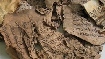 A Hoard of Hebrew MSS 3