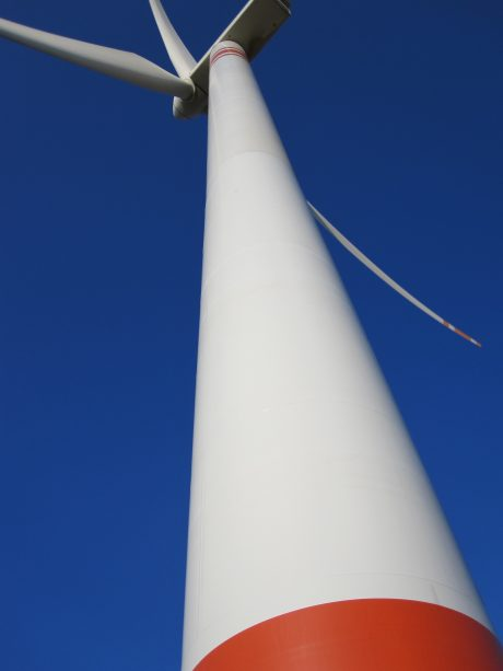 Figure 1: Wind Tower