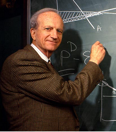 Chicago School economist and 1992 Nobel Prize Laureate Gary Becker.